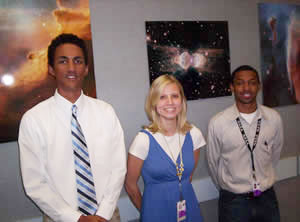 Co-op students  Johnson Space Center